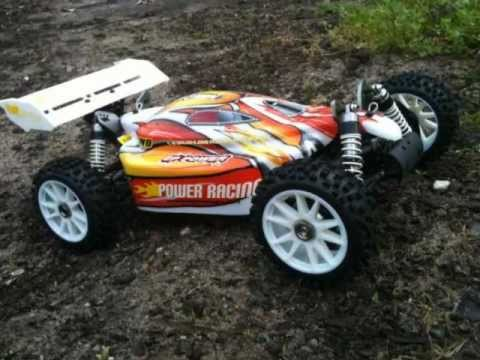 1/8 OffRoad GV Models E Buggy Fit XT2e Ofna RC8 Losi Vorza With Lipo 4S