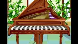 Online Piano Keyboard demo
