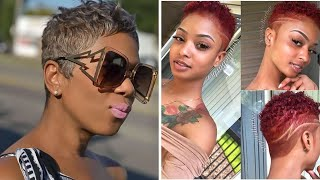 100 Most Captivating African American Short Hairstyles | Stylish 2020 Short Haircut Ideas For Ladies