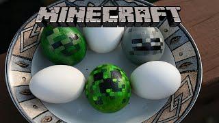 Откуда берутся яйца в Майнкрафте/ Обзор мода minecraft[1.7.10] SpawnerCraft