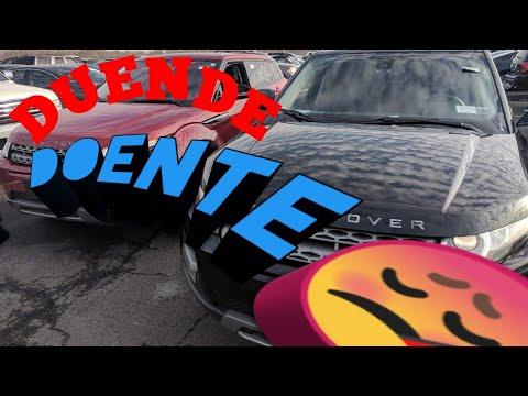CARROS ENFERMOS!! 2013 RANGE ROVER EVOQUE AWD 4CIL 2L TURBO 240HP 16V. PREÇO USADO NOS EUA-USA🇺🇲