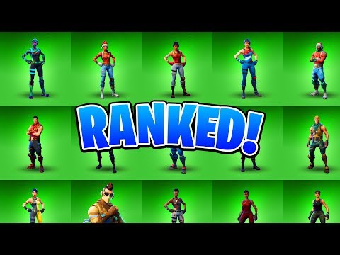 Fortnite Todas Las Skins Verdes How To Get Free V Bucks Right Now