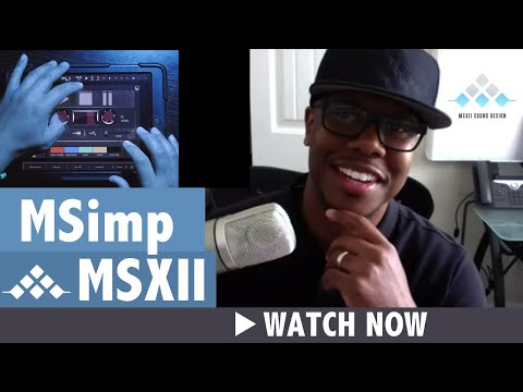 NEW Interview: MSimp from MSXII: Talks BeatMaker 3, iOS