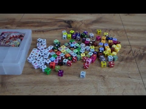 1st D&D Dice Masters Set review with Game Vine