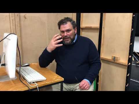 Anwesenheitsnotiz – Am Rand (des Wahnsinns) mit Raphael Rubino