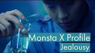 "Monsta X Profile   ""Jealousy"""