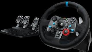 Logitech G G29 Driving Force yarış direksiyonu incelemesi