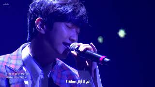[no0o0datrans] B1A4~ Lonely (Live Space Concert) [arabic sub]
