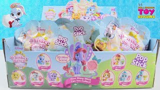 Disney Whisker Haven Tales Series 2 Palace Pets Pop & Stick Blind Bags Toy Review | PSToyReviews