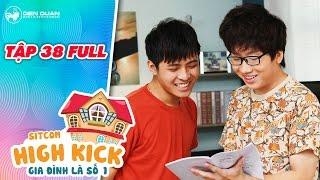 Gia đình là số 1 sitcom | tập 38 full: Đức Minh cười hả hê khi em trai Đức Mẫn bị té nhập viện