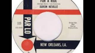 Aaron Neville - She Took You For A Ride 1974