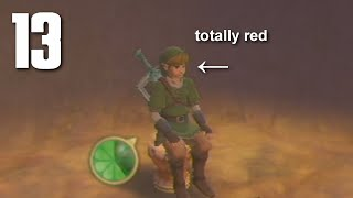 The Legend of Zelda: Skyward Sword [13] Are You One of Those Red Guys?