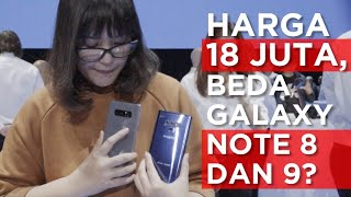 Hands-on SAMSUNG GALAXY NOTE 9 Langsung dari New York