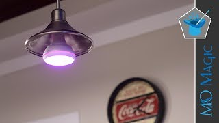 Hue Updated 3rd Gen BR30 Downlight Bulbs Bring Several Changes - Review