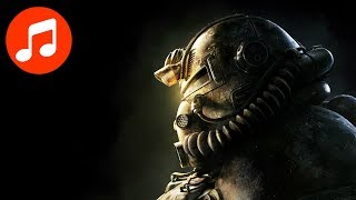 FALLOUT 76 Music 🎵 Night Ambient Mix (Fallout 76 OST | Ambient Soundtrack | Inon Zur)
