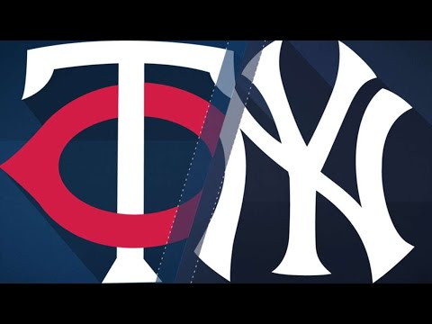 Judge and Chapman propel Yanks to a 2-1 win: 9/18/17
