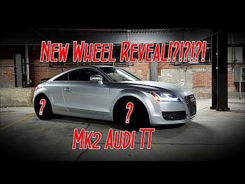 Mk2 Audi TT 8J New Wheel Reveal!!!