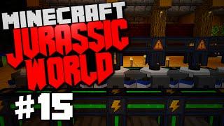 Jurassic World | Minecraft Rexxit Modpack #32