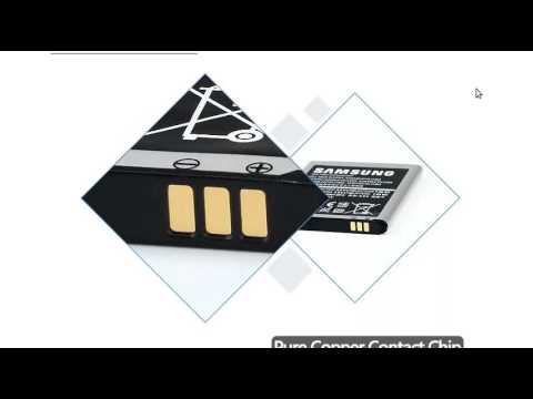 Original Replacement Battery For Samsung Galaxy S3 Mini i8190 EB F1M7FLU 1500 mAh 3 Pin For Samsung