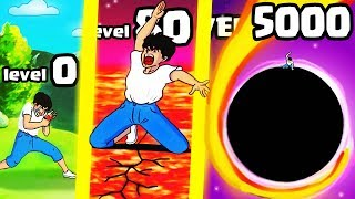 IS THIS THE MOST OVERPOWERED BREAKER EVOLUTION? (5000+ LEVEL BLACK HOLE) l Tap Tap Breaking #4