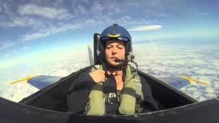 Katie Green's Blue Angel Flight Experience (Shorter)