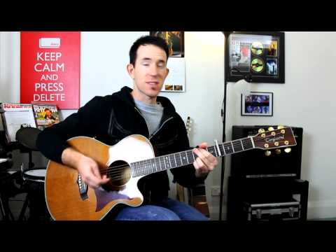 Guitar Lesson - Last Friday Night (TGIF) ✪ Katy Perry - Easy Beginner How To Play Tutorial
