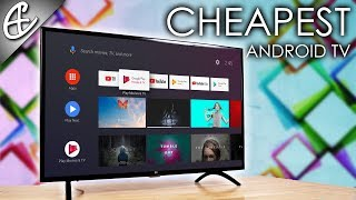 Cheapest Android TV EVER!!! Xiaomi Mi TV 4C PRO Unboxing & Hands on Review!