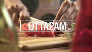 Uttapam Recipe With Chana Sattu Atta