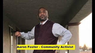 VBTalk Radio show features community activist Aaron Foster who reflects on the recent shootings in S