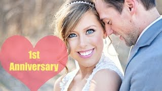 1st WEDDING ANNIVERSARY | 5 WAYS TO CELEBRATE