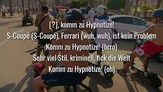 DARDAN   KOMM ZU HYPNOTIZE (Official HQ Lyrics) (Text)