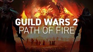 Guild Wars 2: Path of Fire Expansion REVEALED (Mounts, Elite Spec