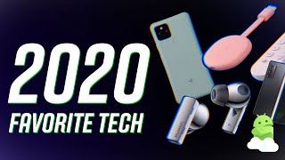 Our Favorite Tech of 2020: 9 gadgets that made the year bearable!
