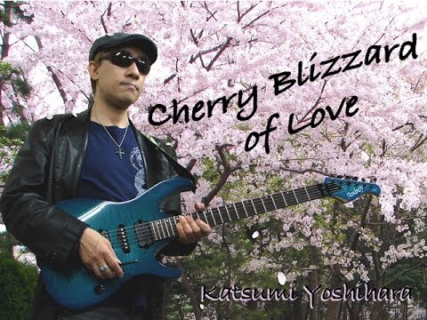 Cherry Blizzard of Love / Katsumi Yoshihara