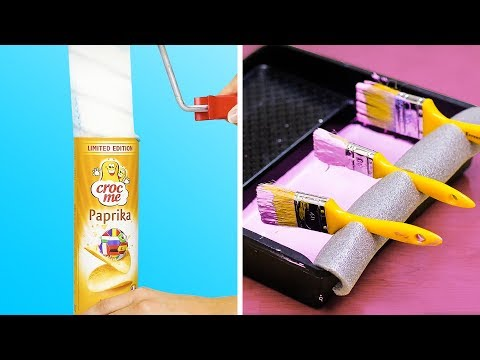 22 BRILLIANT HACKS FOR HOME REPAIRS