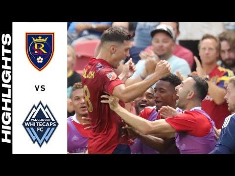 Real Salt Lake vs Vancouver Whitecaps</a> 2021-06-19