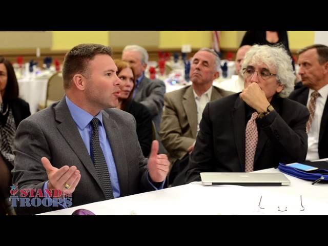 Maj. Ben Richards US Army insights on the VA & TBI Treatments