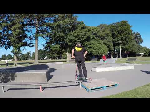 Templeton Skatepark with @jordannbaiileyy