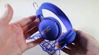WESC Tambourine Headphones Review