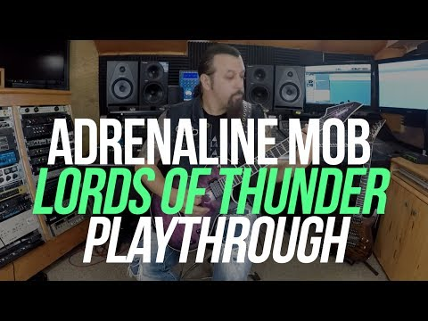 Adrenaline Mob - Lords of Thunder Playthrough