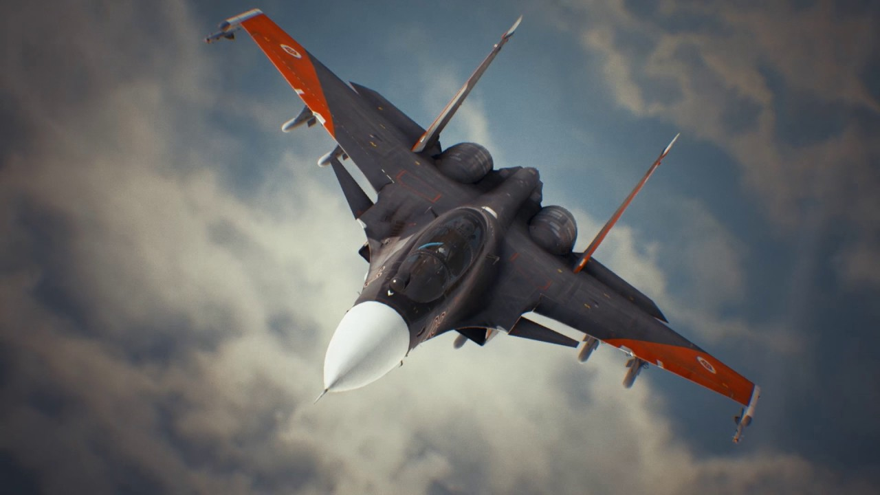 Ace Combat 7 (PlayStation 4) video 1