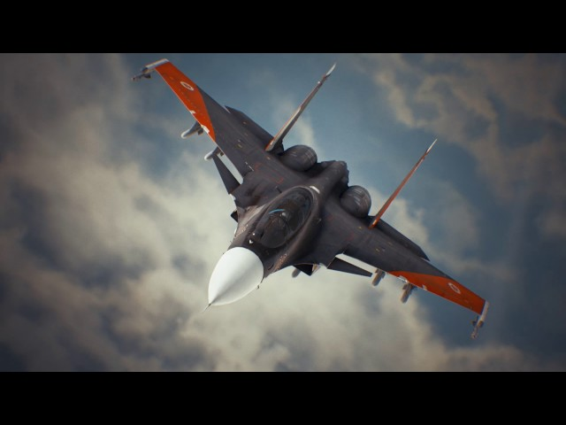 Ace Combat 7: Skies Unknown E3 Trailer