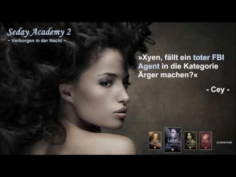 "Lieblingszitate ""Seday Academy"" (Fantasy / New Adult Reihe)"
