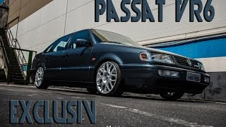 VW Passat B4 Vr6 - Exclusiv - Volksbrothers - Lifestyle Oficial Since 2014