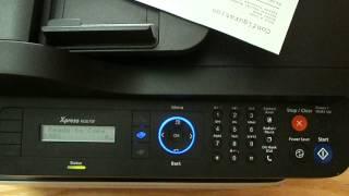 TECH MODE Samsung  SL M2070F M2670 M2675 2870 M2875 print reports cofiguration supplies Informatio