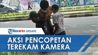 Viral Video Tampilkan Peran Pelaku Pencopetan di Alun-alun Bandung, Polisi Minta Korban Lapor