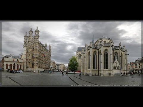 г. Лёвен, Бельгия    1080 HD