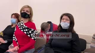 В Николаеве требуют не отдавать в собственность землю под заводом «Экотранс»