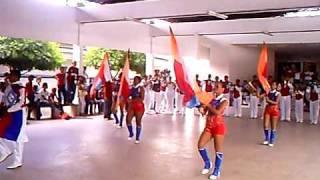 """Corpo coreografico BMLS """"Ensaio geral"""""""