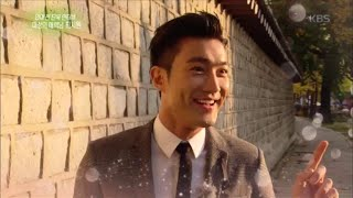 [Kbs World] 연예가중계 - 입대 전 단독 인터뷰! 마성의 매력남 '최시원'.20151121